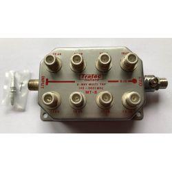 Tratec MT-8 8-Wege-Multi-Tap 40 - 860 MHz