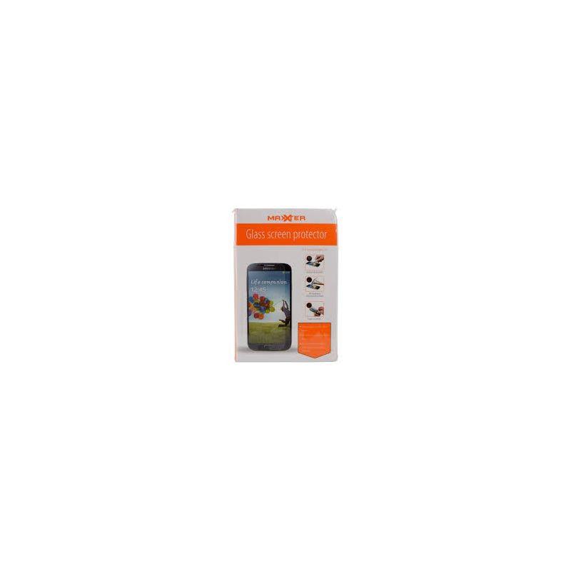 Maxxter - protecteur d'écran en verre pour Galaxy S4 mini