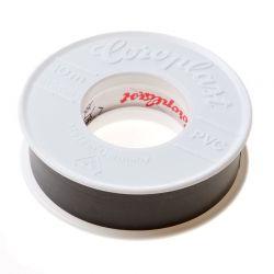 Coroplast 302 - Ruban isolant 102327-1 rouleau - 15mm X 25m couleur noir