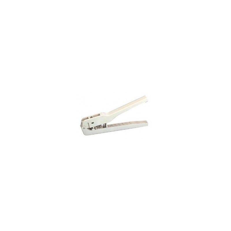 Modular crimping tool - RJ10 - RJ11
