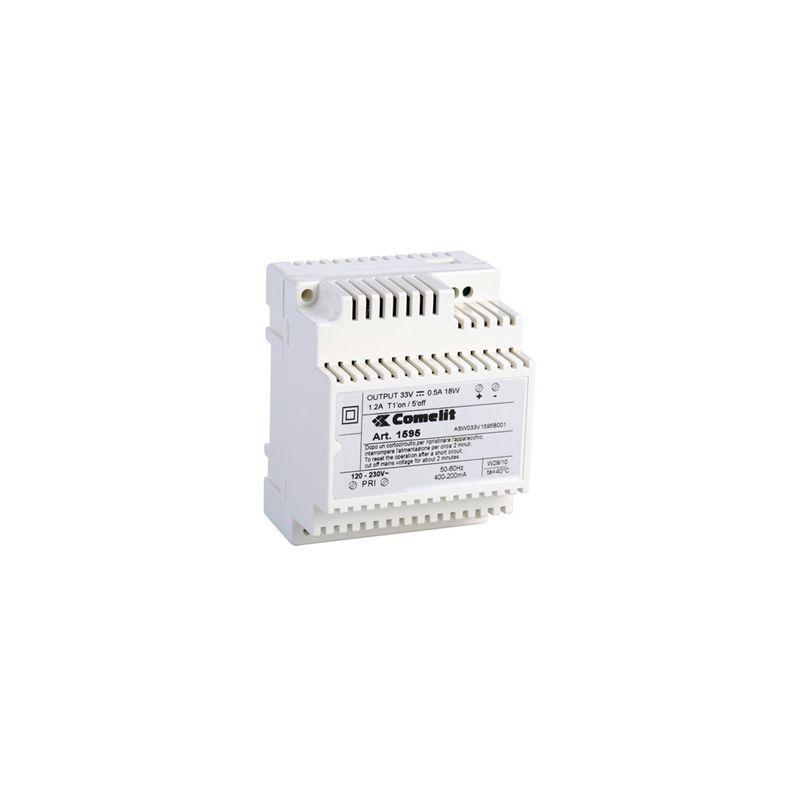 Comelit Wechselstromversorgung Ikall Simplebus, 60x85x35mm - 1595