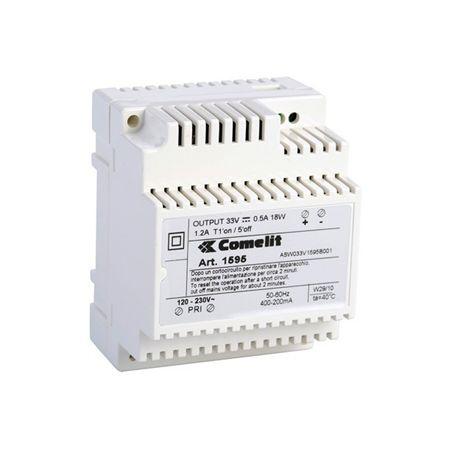 Comelit AC power supply Ikall Simplebus, 60x85x35mm - 1595