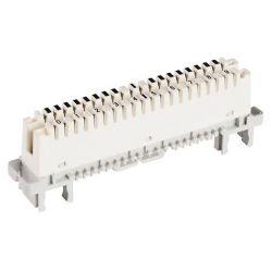 KRONE LSA-PLUS® Series 2 Scheidingsstrook ABS-Module 2/8 - 6504 2 002-00