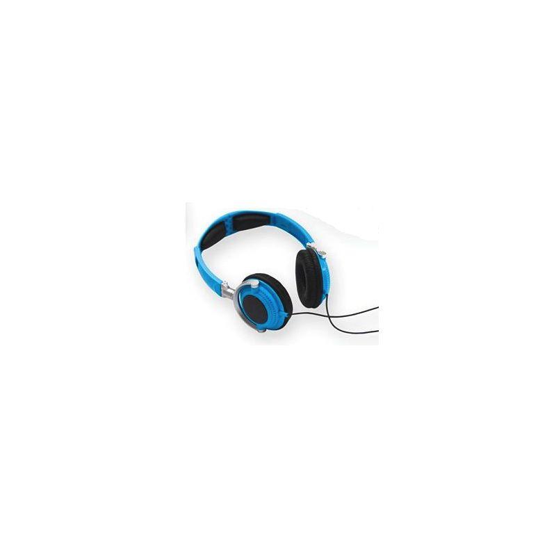Super bass stereo hoofdtelefoon - Kleur Blauw