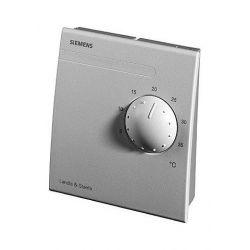 Siemens QAA25 HVAC Ruimte Temperatuur Opnemer Instelbaar Opbouw (op muur) 5 tot 30 °C