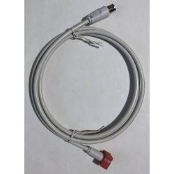 Tratec RLA75E F (m) - IEC (v) coax cable - 1.5 meters